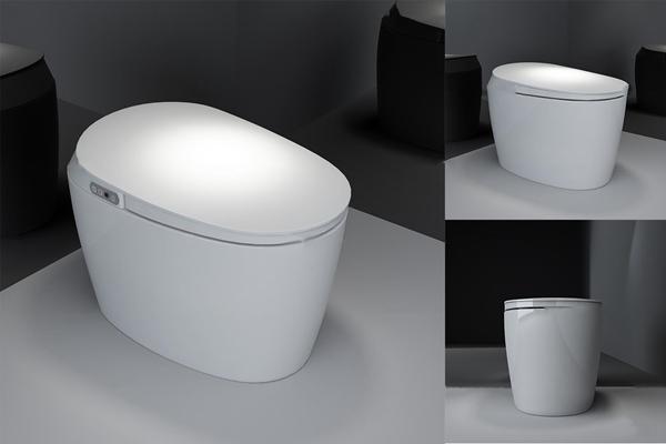 淼尚智能马桶3D模型【ID:47172712】