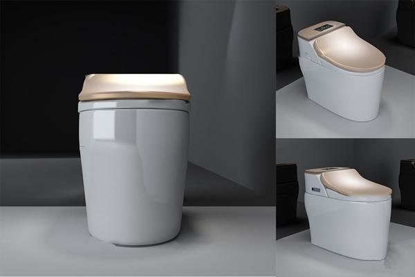 淼尚智能马桶3D模型【ID:47172716】