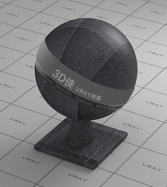 灰色地砖Vray材质【ID:736439728】