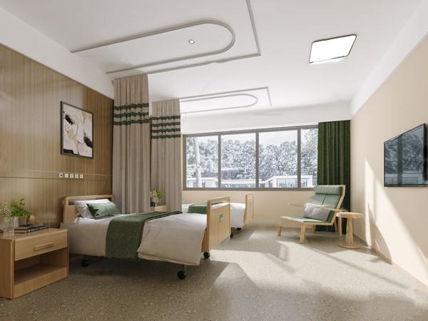 现代医院病房3D模型【ID:947179744】