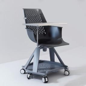 培训椅3D模型【ID:228237935】
