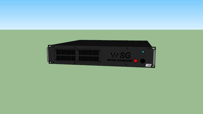 WavesSU模型【ID:939727253】