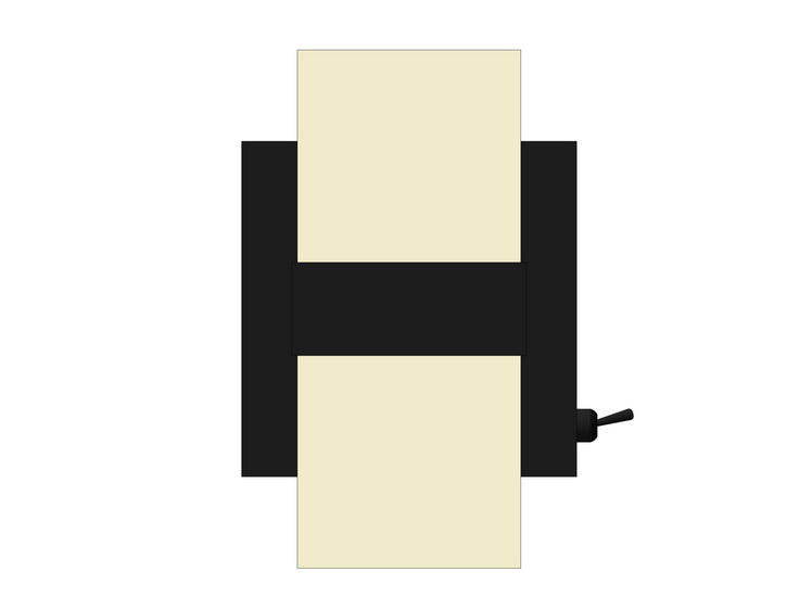 壁燈SU模型【ID:336380948】