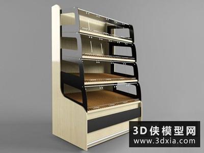 货柜国外3D模型【ID:229564367】