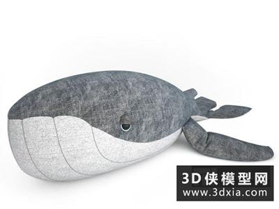 玩偶国外3D模型【ID:129591977】