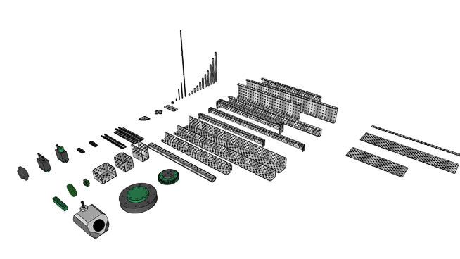 硬件设计工具包SU模型【ID:939739232】