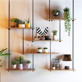 植物盆栽吊柜组合3D模型【ID:327902811】