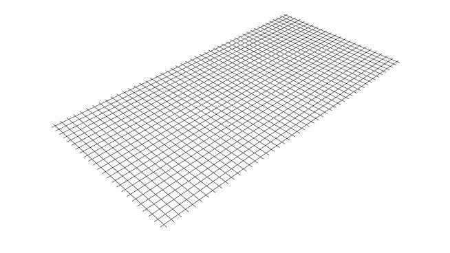 钢丝网4'X8'2SU模型【ID:939742696】