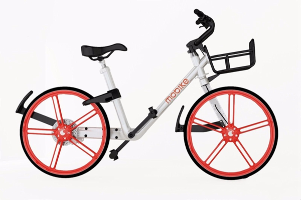 摩拜单车3D模型【ID:928336991】