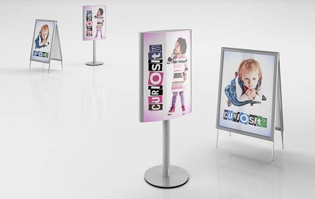 广告牌3D模型【ID:515069606】