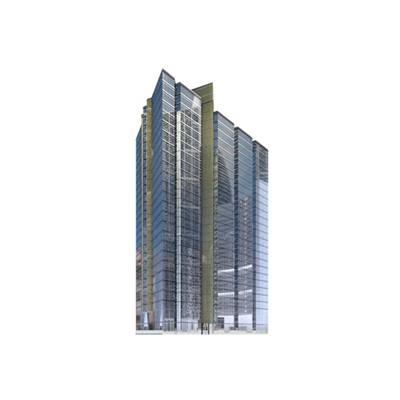 商业高层3D模型【ID:515247426】