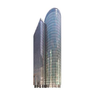 商业高层3D模型【ID:515247437】