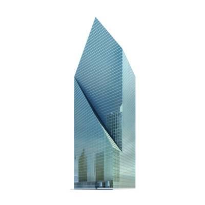 商业高层3D模型【ID:515247451】