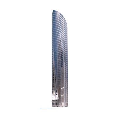 商业高层3D模型【ID:515247458】