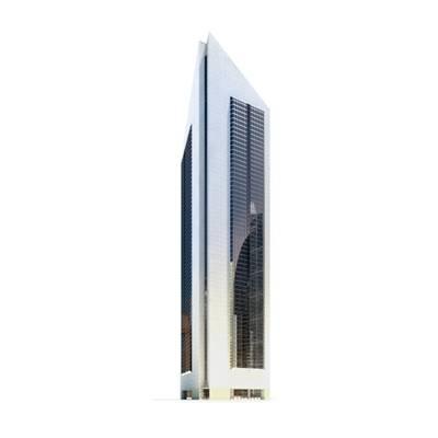 商业高层3D模型【ID:515247482】
