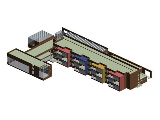户外幼儿园113D模型【ID:515348193】