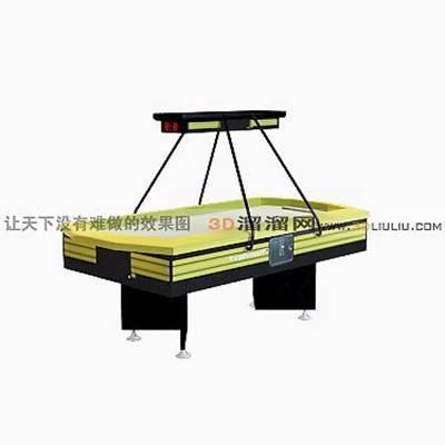 桌球63D模型【ID:517245461】