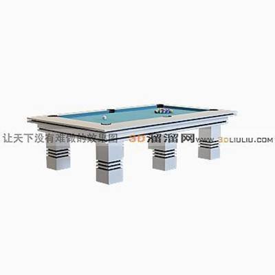 桌球73D模型【ID:517245468】
