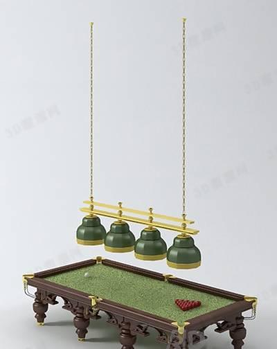 桌球13D模型【ID:517253491】