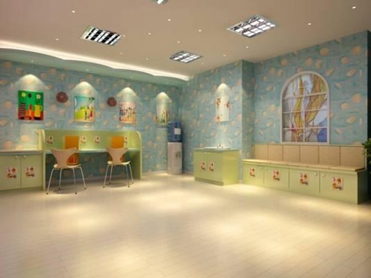 幼儿园13D模型【ID:517298185】