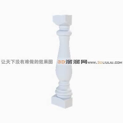 欧式构件173D模型【ID:517308518】