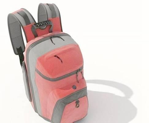 背包23D模型【ID:517325960】