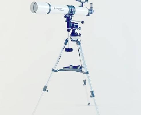 望远镜13D模型【ID:517366727】