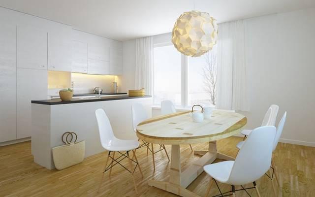 现代家居吧台3D模型【ID:517593330】
