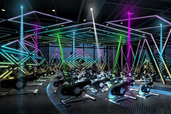 健身房3D模型【ID:620606076】