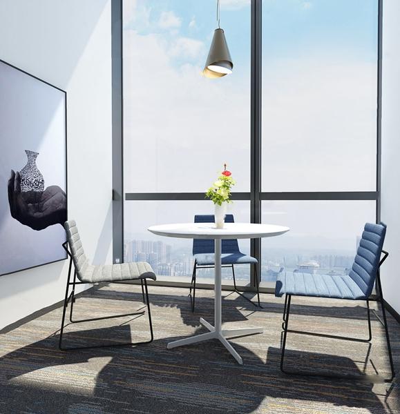 現代休閑桌椅3D模型【ID:846658927】