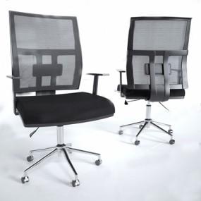 现代办公椅3D模型【ID:227883946】
