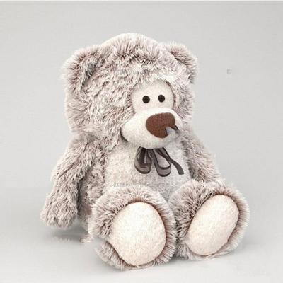 现代小熊毛绒公仔玩具3D模型【ID:56856970】
