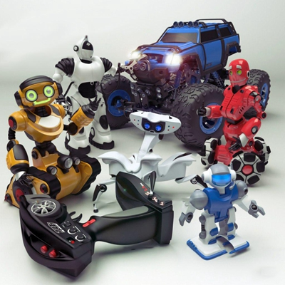 现代玩具车机器人组合3D模型【ID:56961978】