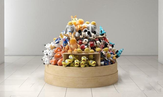 玩具3D模型【ID:57083479】