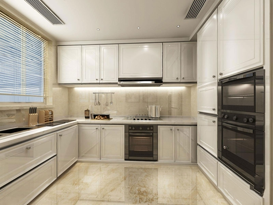 现代简约厨房3D模型【ID:57147508】