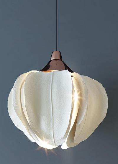 现代时尚吊灯灯具组合3D模型【ID:57245382】