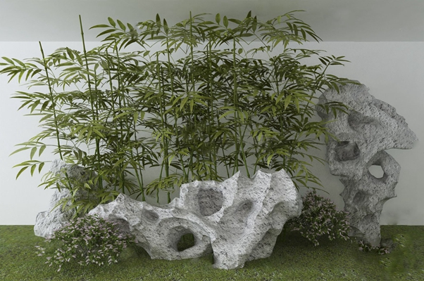 景观小品3D模型【ID:520027974】