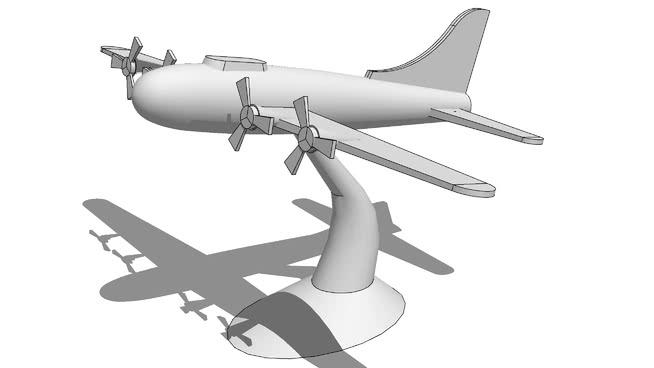 飛機,家世界,r茅fSU模型【ID:839777535】
