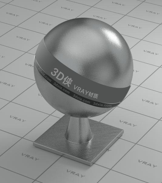 金屬Vray材質【ID:736446660】