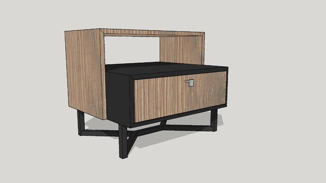 床頭柜_1SU模型【ID:539782058】