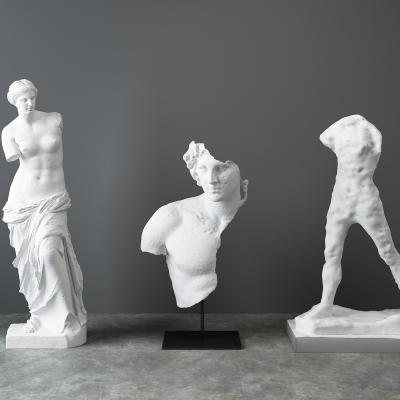 歐式斷臂維納斯人物雕塑3D模型【ID:328441820】