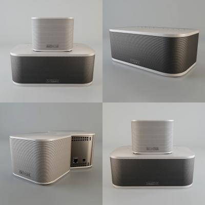 现代音响3D模型【ID:328437112】
