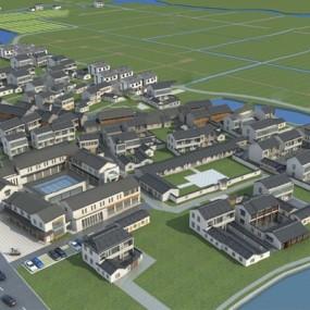 建筑3D模型【ID:720019096】