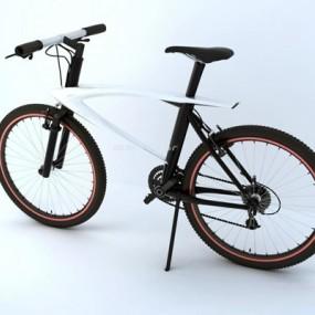 乐视自行车3D模型【ID:928171196】
