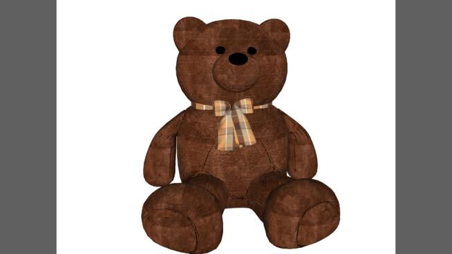 泰迪熊、泰迪熊,pel脷ciaSU模型【ID:639814713】