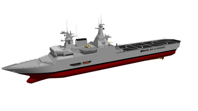 诺蒂卡II级战略海运容器(改进版)SU模型【ID:139815308】