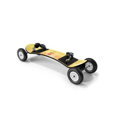 滑板3D模型【ID:615275217】
