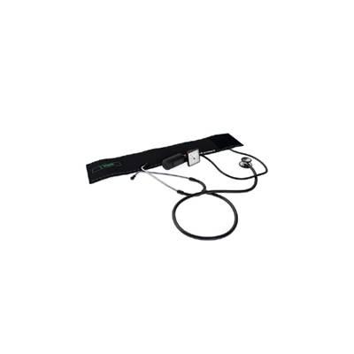黑色听诊器3D模型【ID:615279775】