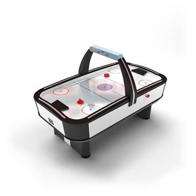桌上冰球机3D模型【ID:615427185】