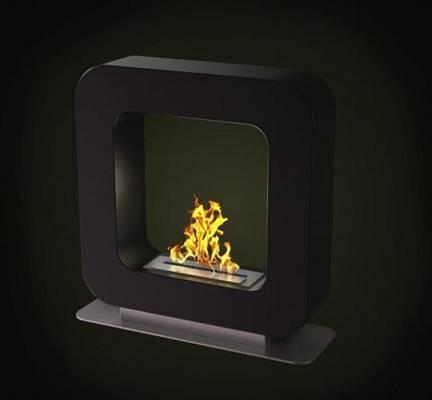 铁艺壁炉13D模型【ID:616923757】